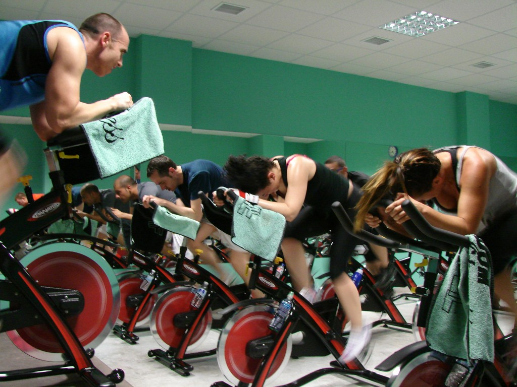 ciclo indoor freedom fitness
